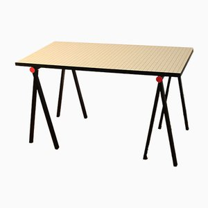 Laminate Table in the style of Ettore Sottsass for Zanotta