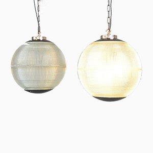 Lampe Globe Parisienne de Holophane, 1950s