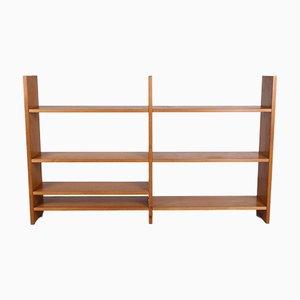 Wall Unit Bookshelves by Hans J. Wegner for Ry Møbler, 1950s