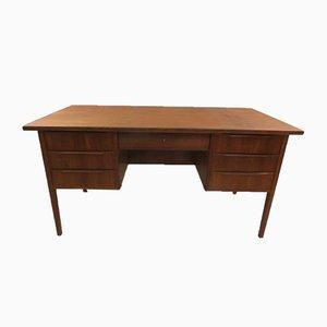 Mid-Century Scandinavian Teak Desk