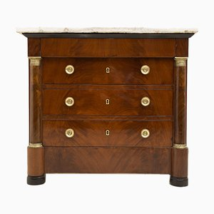 French Biedermeier Chest of Drawers, 1830s