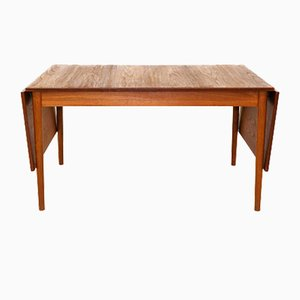 Teak Desk by Nils Jonsson for Troeds, 1960s