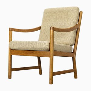 Teak Lounge Chair from Silkeborg, 1970s