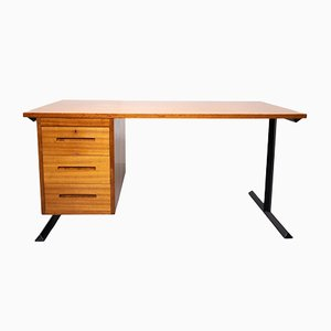 Dutch Teak Desk, 1960s