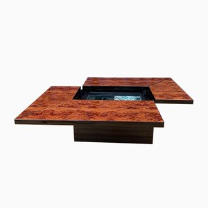 French Coffee Table by Paul Michel, 1970s