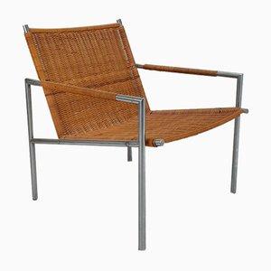 Mid-Century SZ01 Armchair by Martin Visser for t' Spectrum, 1960s