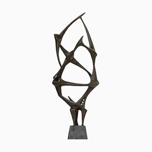 Hjalmar Ekberg, Sculpture