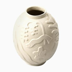 Vase Produced by Anna-Lisa Thomson for Upsala Ekeby