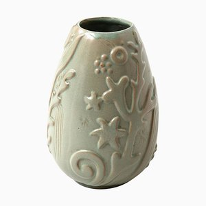 Vase Produced by Anna-Lisa Thomson for Upsala Ekeby