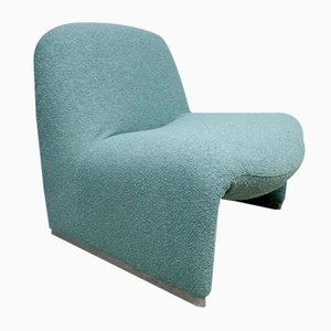 Mid-Century Alky Lounge Chair by Giancarlo Piretti for Castelli