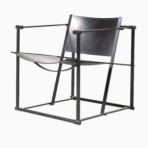 FM62 Cubic Chair by Radboud van Beekum for Pastoe, 1980s