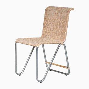 Diagonal Side Chair by Dutch Originals, Netherlands, 1930s