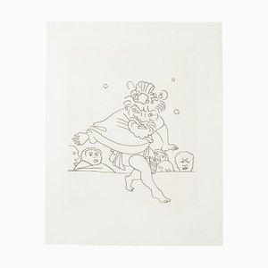 André Derain, Tanz, Frühes 20. Jahrhundert, Radierung