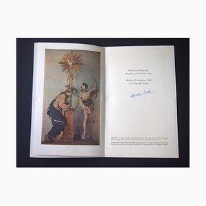 André Lothe, Good Wishes Faltblatt, 1950er