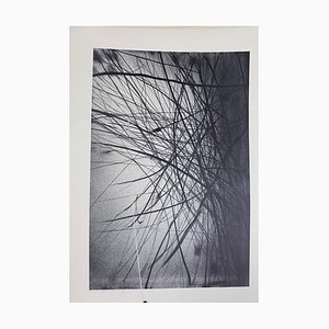 Gianni Saccomandi, Variations In the Ether, 1974, Lithograph