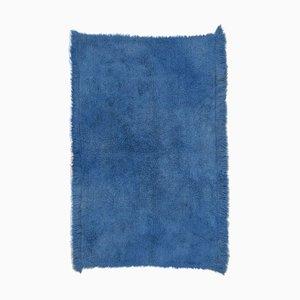 Blue Tulu Carpet