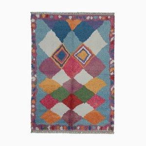 Multicolored Moroccan Carpet