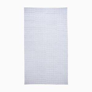 White Kilim Carpet