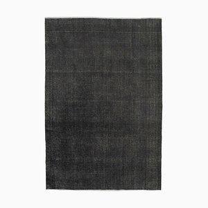 Grey Overdyed Large Area Carpet