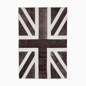 British Flag Patchwork Carpet