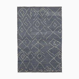 Grey Moroccan Carpet