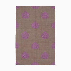 Brown Dhurrie Carpet