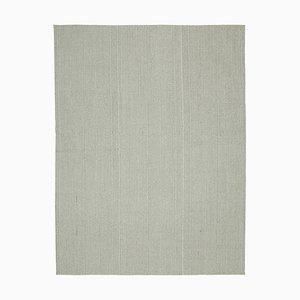Gray Modern Kilim Carpet