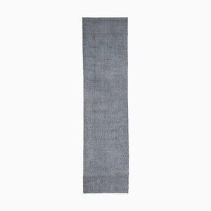 Grey Overdyed Runner Carpet