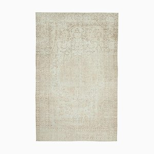 Beige Turkish Area Carpet