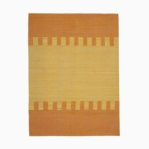Orange Kilim Carpet