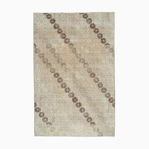 Beige Bohemian Carpet