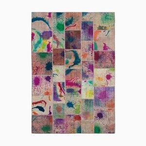 Multicolor Patchwork Carpet