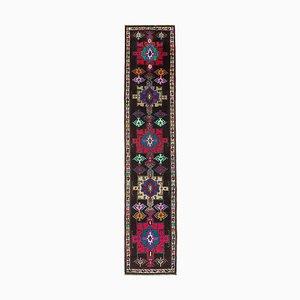 Multi-Colored Boho Runner Carpet