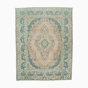 Beige Vintage Large Area Carpet