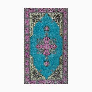Fuchsia Overdyed Carpet