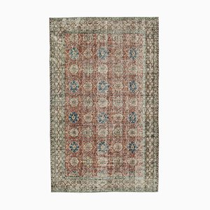 Red Bohemian Carpet