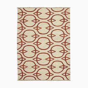 VIntage Beige Area Carpet