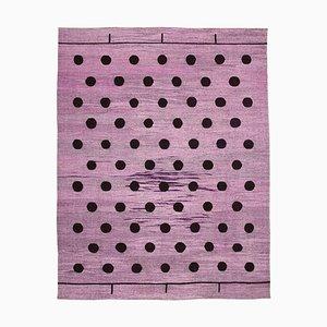 Purple Area Carpet