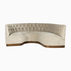 Swedish Modern Oversized Sofa