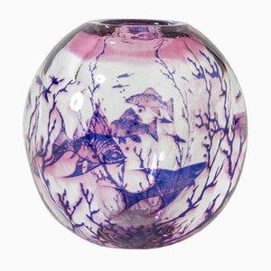 Graal Vase by Edward Hald
