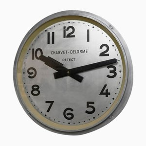 Clock from Charvet Delorme, 1960s