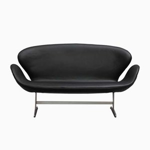 Swan Sofa by Arne Jacobsen for Fritz Hansen, Denmark, 1968