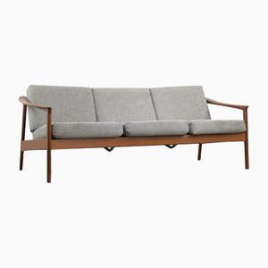 Mid-Century Swedish Teak Colorado Sofa by Folke Ohlsson for Bodafors, 1960s