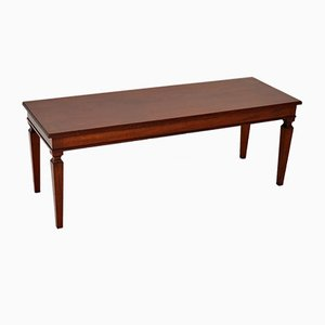 Mahogany Coffee Table, 1930s