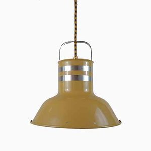Bucket Pendant Lamp by Sundstedt, Per for Kostalampan, Sweden, 1970s