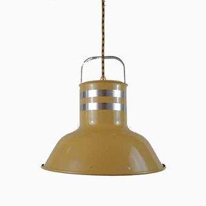 Lampe à Suspension Bucket par Sundstedt, Per pour Kostalampan, Sweden, 1970s