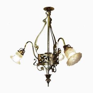Antique Bronze Ceiling Lamp