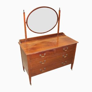 Mahogany Dressing Table by Waring and Gillow, 1960s