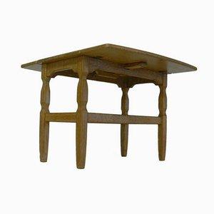 Eichenholz Falttisch von Henning Kjaernulf für EG Kvalitetsmobel