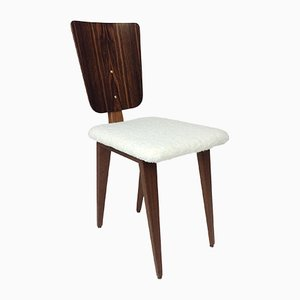 Rosewood Dining Chair by André Sornay, France, 1950s